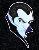 The Count by JRMurray76