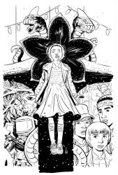 Stranger Things - DONE by KR-Whalen