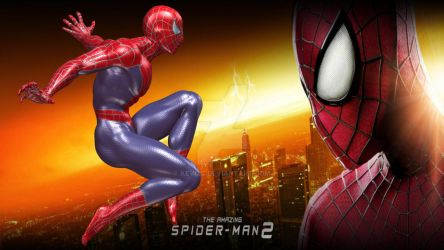 The Amazing Spider-Man 2 by KevIzz