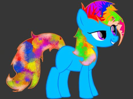 Me in mlp by ZaireneArtistic