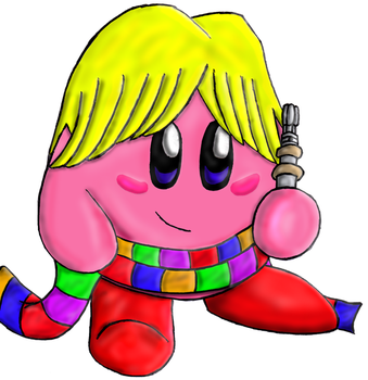 Lord Fear Kirby Stock by REDTNT