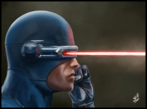 cyclops by selfmaid