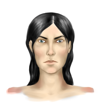 Face Practice II by red20