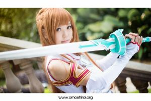 Sword Art Online - Asuna by kclee2002
