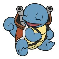 Squirtle's evolution ?