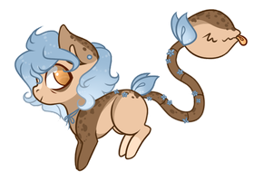 Plant Pony Adopt - Closed by er-ro