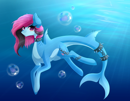 Shallow Waters {Trade} by FluffyMaiden