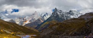 Yading Nature Reserve by Furiousxr