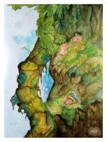 :Legend Of Mana:  -unfinished- by Scherbe