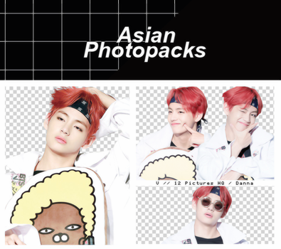 Pack Png 096 // V (BTS). by xAsianPhotopacks