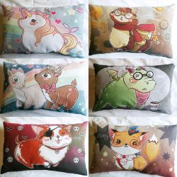 Cute Pillows by NoFlutter