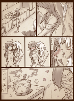 Simple Moment (SessKag) by Lady-Suchiko