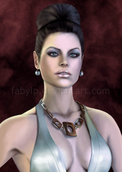 Excella Gionne by FabyLP