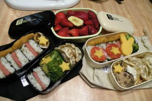 Picnic bento by animama