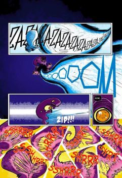 ISSUE ONE, PAGE 23 COLOR by 02zinger