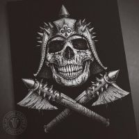 Trench child by DeadInsideGraphics