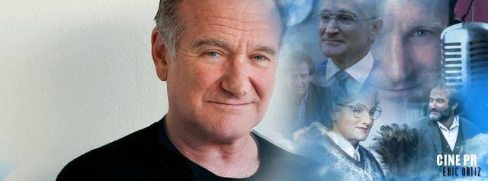 Special Facebook Cover Honoring Rrobin Williams by cirexart