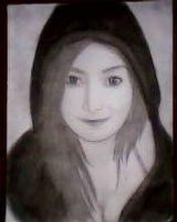 2013 drawing - Ms. Mae DelaCerna by nielopena