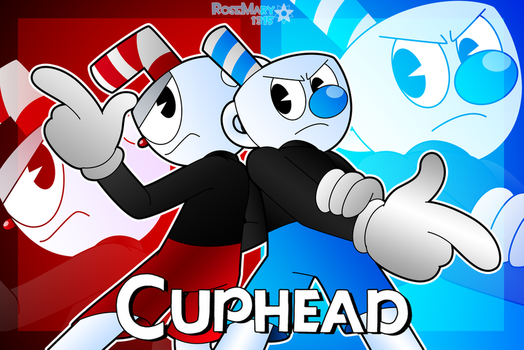 Cuphead: It's time to get serious! by Porn1315