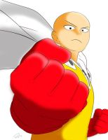 One Punch Man by bbbhyt