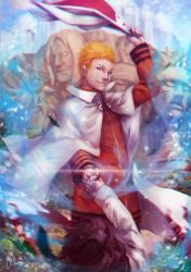 Naruto (7th Hokage) by W-hosrising