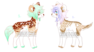 Wild Dog ADOPTS (price lowered) by CARBONATED-STARDUST