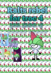 Ralts for troc 4  by kingKhy07