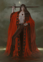 King Of Hearts by jodeee