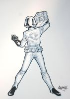 Heroes '09: Cobra Commander by stratosmacca