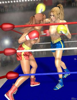 TBL Championship Bout - R3 by Tetsuo72