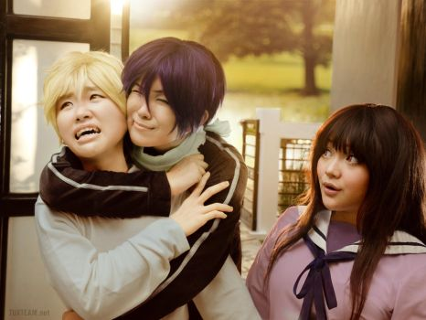 Noragami: Like A Family by behindinfinity