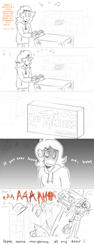 Hot Tamaisie Feels by anatineEclectic