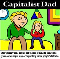 Capitalist Dad on Being Special by ethicistforhire