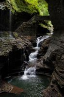 Waterfalls of New York 097 by FairieGoodMother