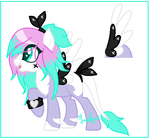 NEW OC MLP -ADOPT C: by ZuraTFox