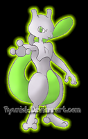 Shiny Mewtwo. by Ryuniek