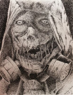 Scarecrow by jack12321