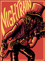 I'm On The Nightrain by Addicted2Chaos