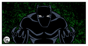 The Claws Of Black Panther by LarryKingUndead