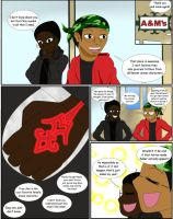 A Twist of Fate pg 1 by Oxdarock