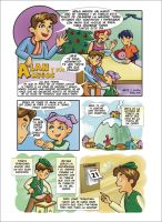 Childs comic December 05 by Rallase