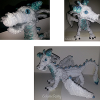 First Pipe Cleaner Sculpture by EclecticRat