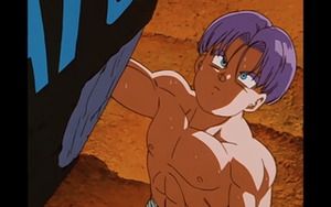 Trunks Shirtless 3 by TxPSupporter
