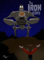 Iron Giant Project by JoshawaFrost