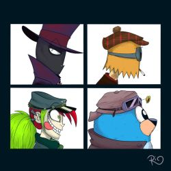 Villainz by Riquis101