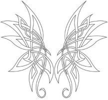 Butterfly Design by Rioni