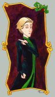 HP: Draco by GemmaDuffill