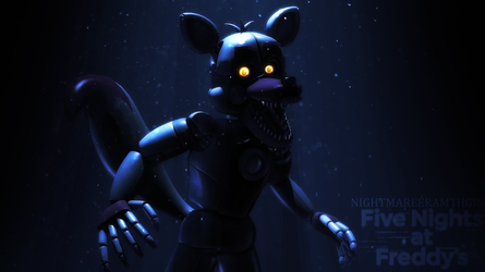 [SFM/FNAFSL] Motion Activated by ShiningKnightmare