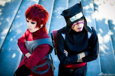 The Last - Gaara and Kankuro by nekomatalee