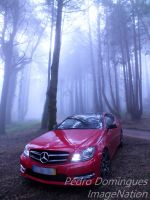 Mercedes-Benz C Coupe by P3droD